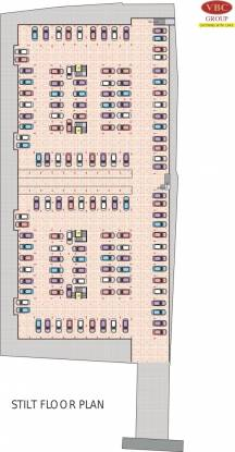 Vijaya Oracle Gardens Cluster Plan