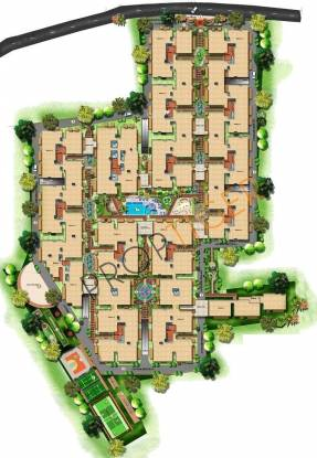 Trifecta Esplanade Site Plan