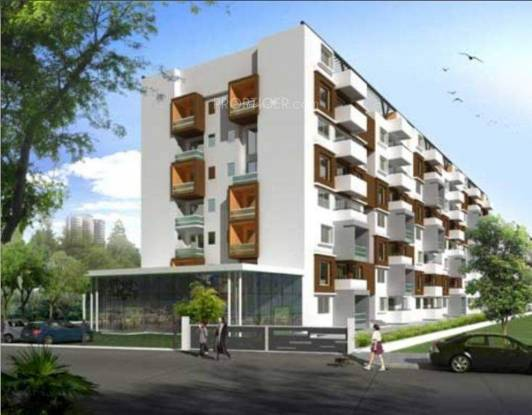 Srinivasa Sai Poorna Luxuria Elevation