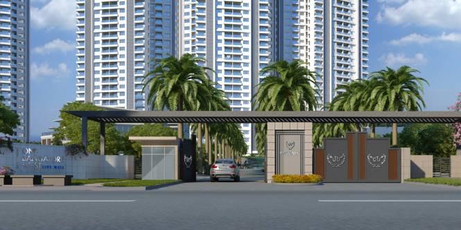 Phoenix One Bangalore West Elevation