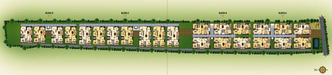 SS Felicity Homes Site Plan