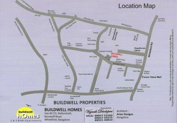 Mahaghar Build Well Homes Location Plan