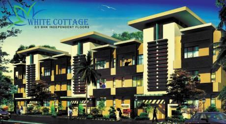 Aditya White Cottage Elevation