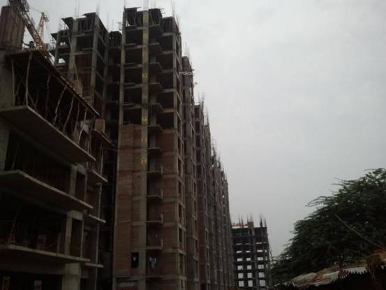 Aditya Urban Casa Construction Status
