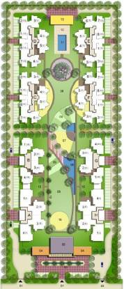 Aditya Urban Casa Site Plan