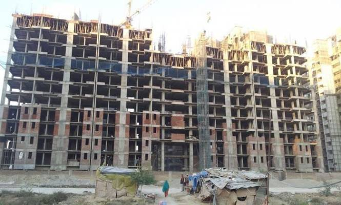 Aditya Celebrity Homes Construction Status