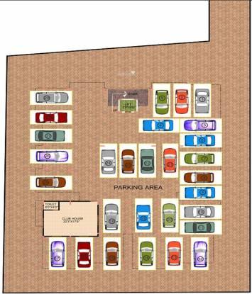 Arihant Nirmal Residency Cluster Plan