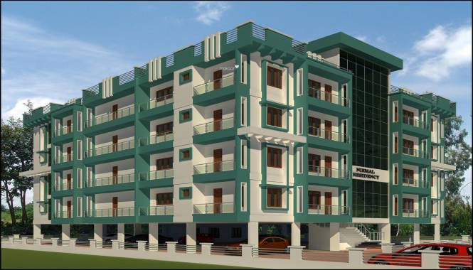 Arihant Nirmal Residency Elevation