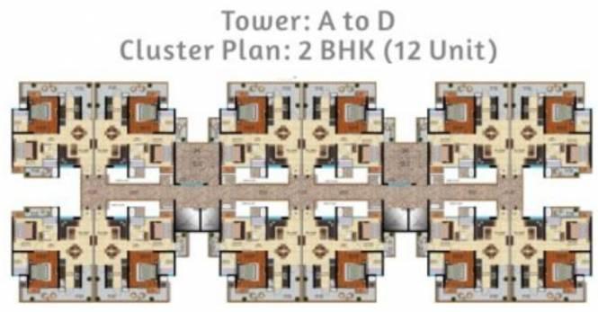 Ace City Cluster Plan