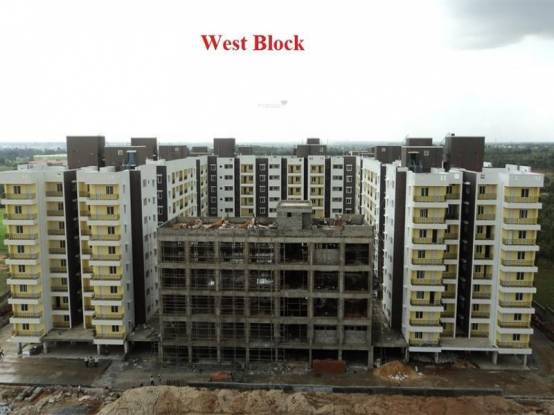 Shriram Smrithi Construction Status