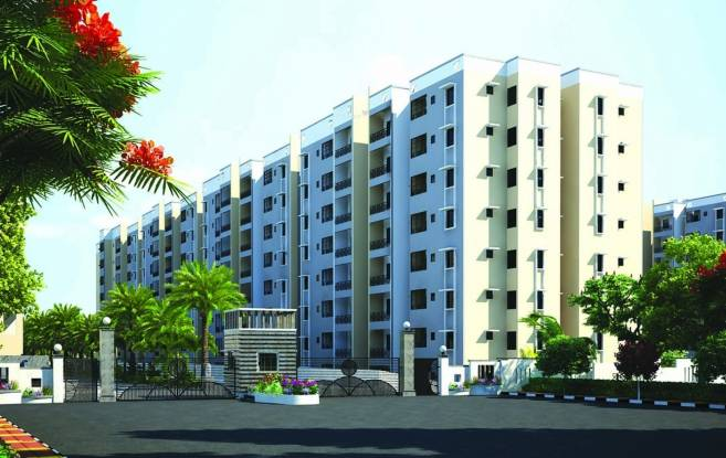 Shriram Smrithi Elevation