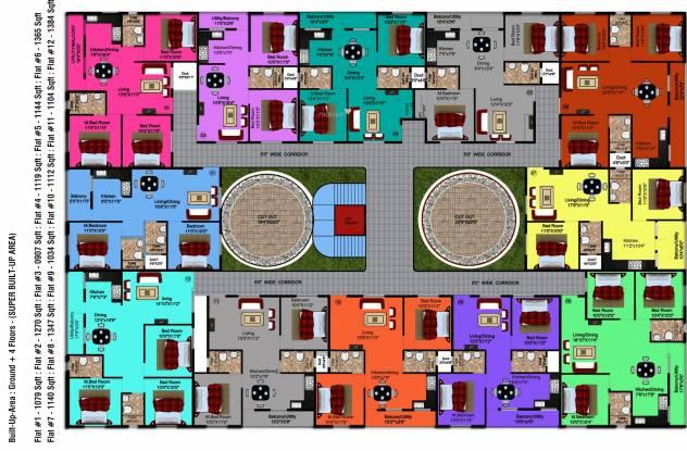 DS Sprinkles Cluster Plan