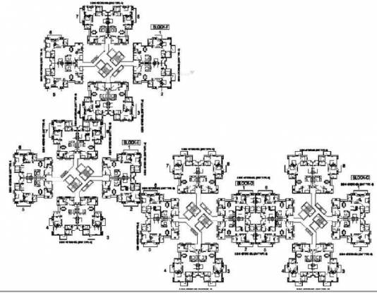 Stellar Jeevan Cluster Plan