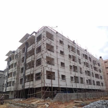 JS Saritha Elegance Construction Status
