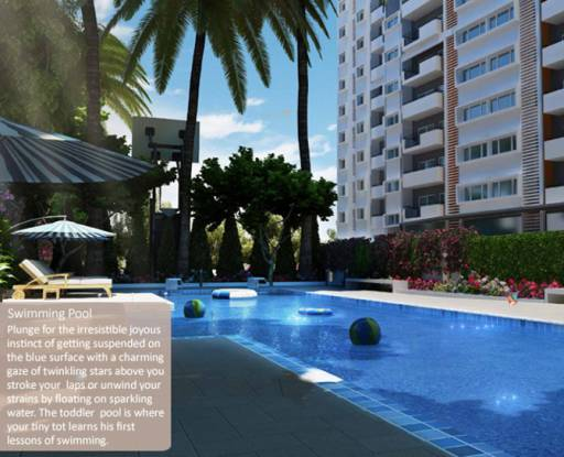 Pramuk Aqua Heights Amenities