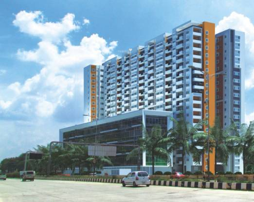 Pramuk Aqua Heights Elevation