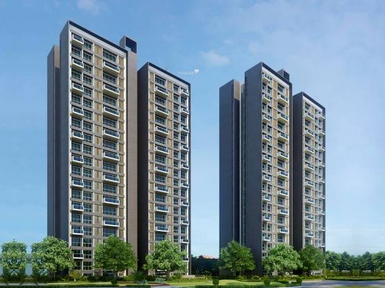 Lodha Belmondo Elevation