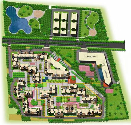 TATA New Haven Master Plan