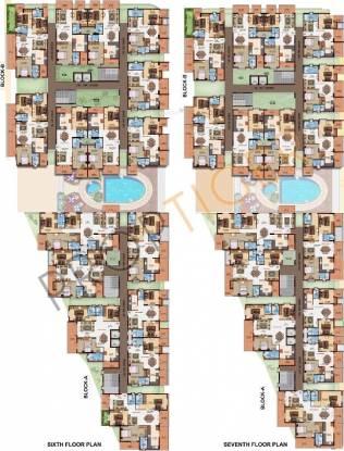 Srinivasa Classic Cluster Plan