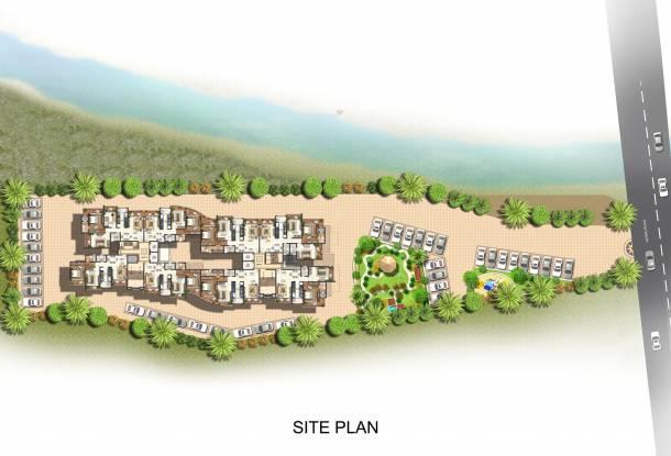 Shamiks Elanza Site Plan