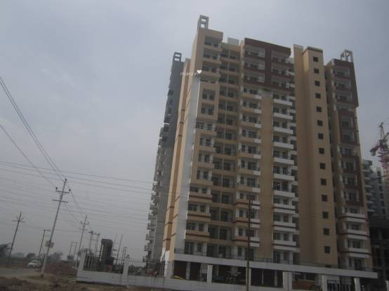 Cosmos Shivalik Homes Construction Status
