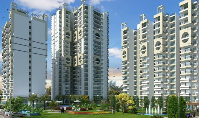 Cosmos Shivalik Homes Elevation