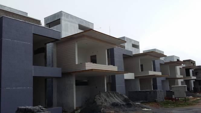 Pushpam Woods Construction Status