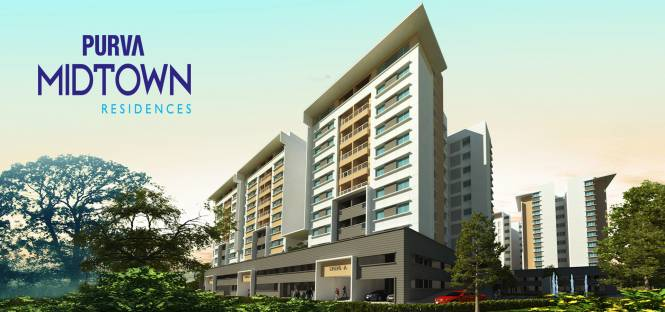 Purva Purva Midtown Elevation