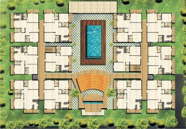ATZ Grandeur Layout Plan