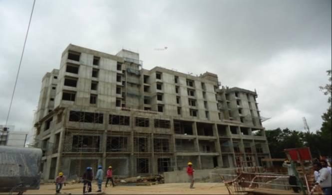 VBHC Vaibhava Construction Status