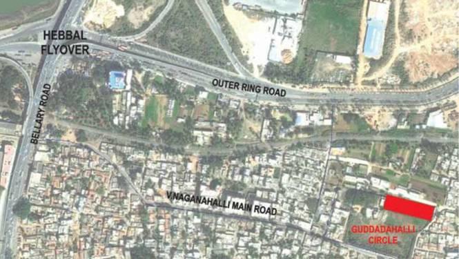 Mahima Nest Location Plan
