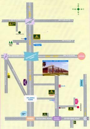 LG Lakedew Location Plan