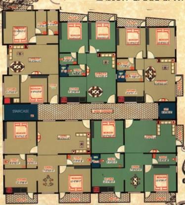 Shakthi Om Shakthi Bhuvana Cluster Plan