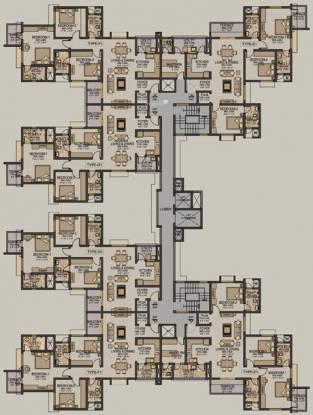 Sobha Ivory Cluster Plan