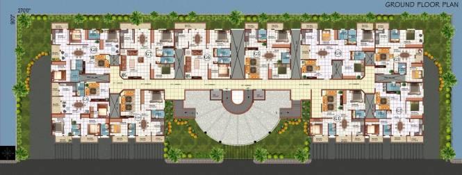 Sahasra Pride Cluster Plan