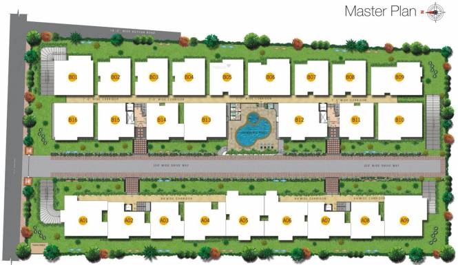 VRR Stone Arch Master Plan