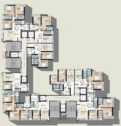 Ahuja Lamor Cluster Plan