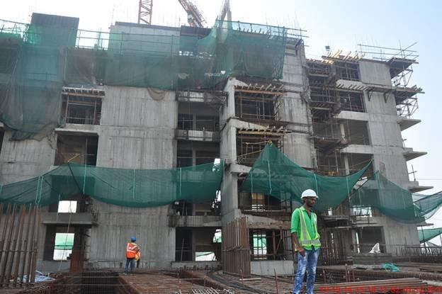 Ahuja Lamor Construction Status