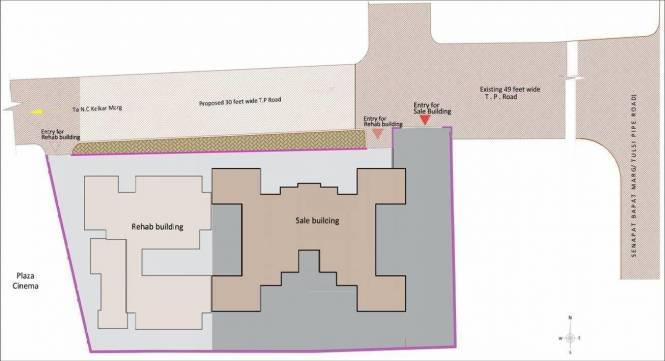 The Baya Park Site Plan