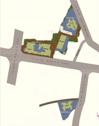 Chaubey Signature 1 Site Plan