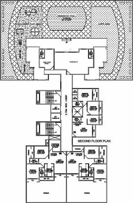 Tejas Symphony Cluster Plan