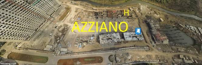 Rustomjee Urbania Azziano Construction Status