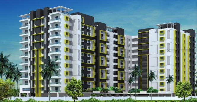 Sidharth Upscale Elevation
