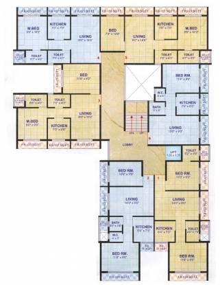 Madhuraaj Nandishwar Cluster Plan
