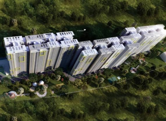 SJR Palazza City Elevation