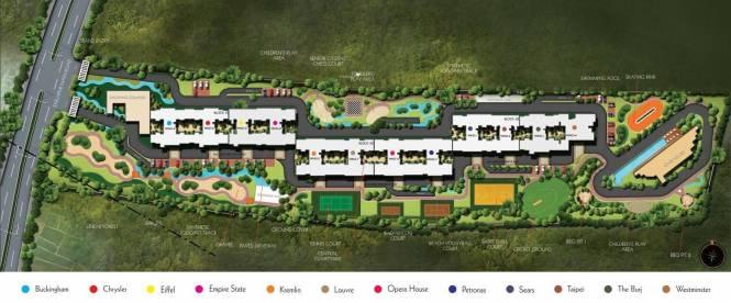 SJR Palazza City Master Plan