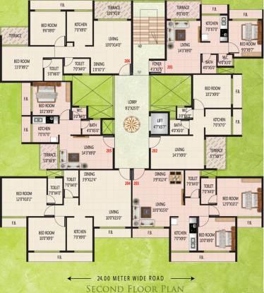 KK Emerald Cluster Plan