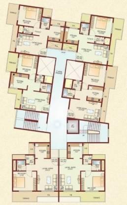 Lakhani Oasis Cluster Plan