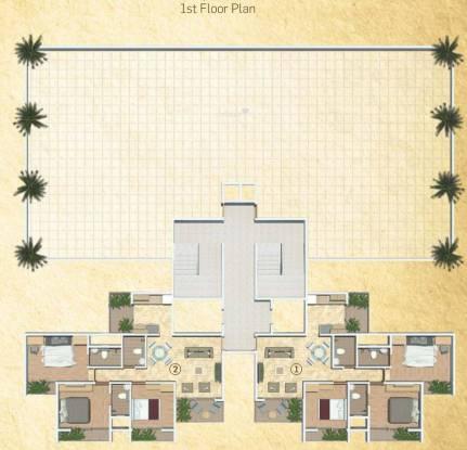 Tricity Pristine Cluster Plan