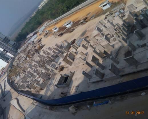 TATA Ariana Construction Status